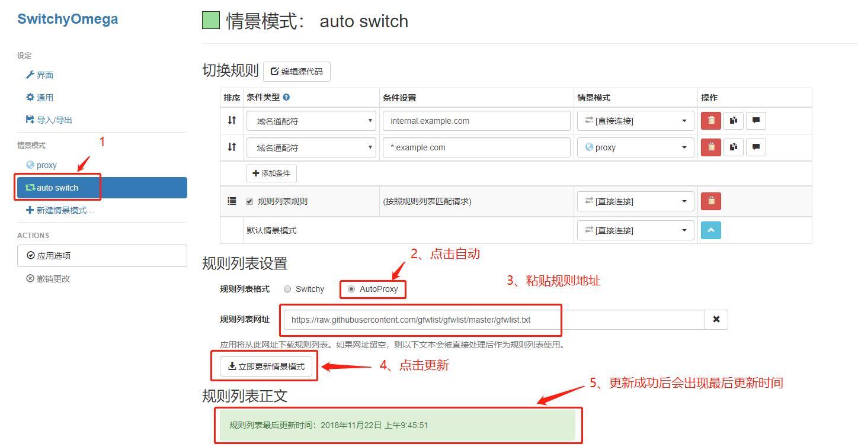 【推荐】Firefox/Chrome插件 - SwitchyOmega的用法及设置-极云坊